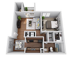 Madison Place Azalea Floor Plan