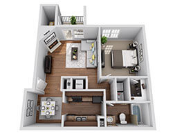 Madison Place Cypress Floor Plan