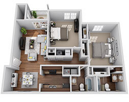 Madison Place Dogwood Floor Plan